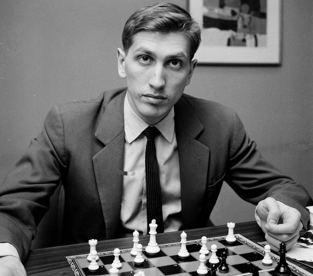 Bobby Fischer en 1962