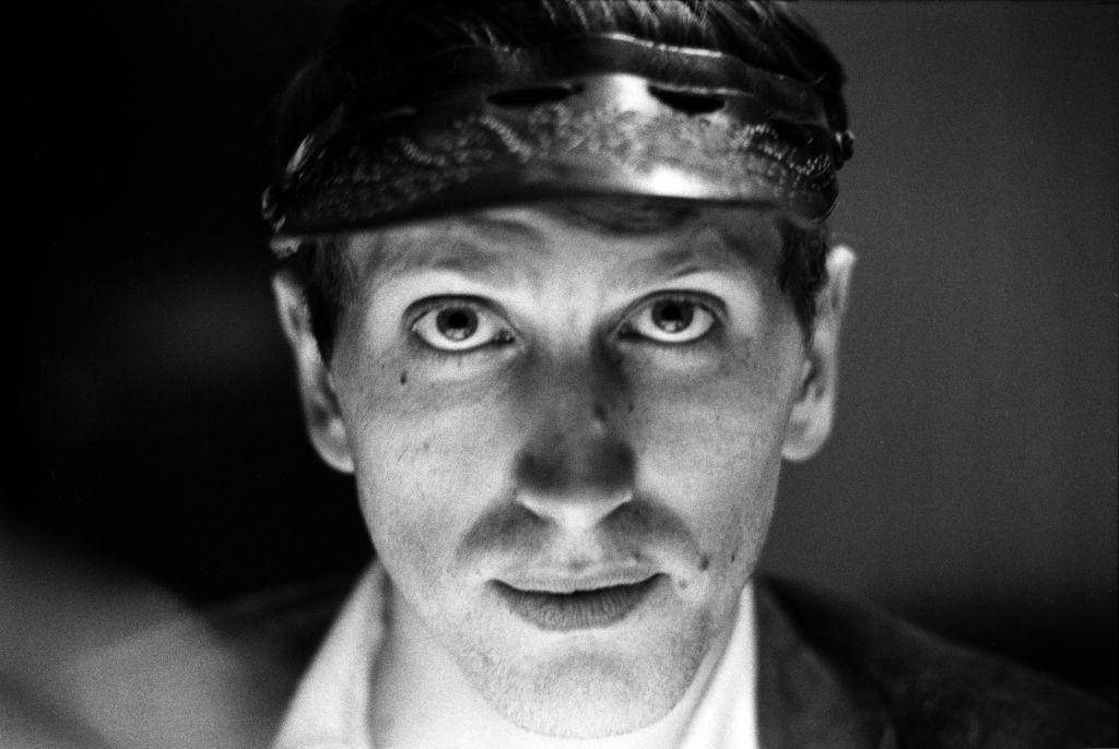 Bobby Fischer portrait
