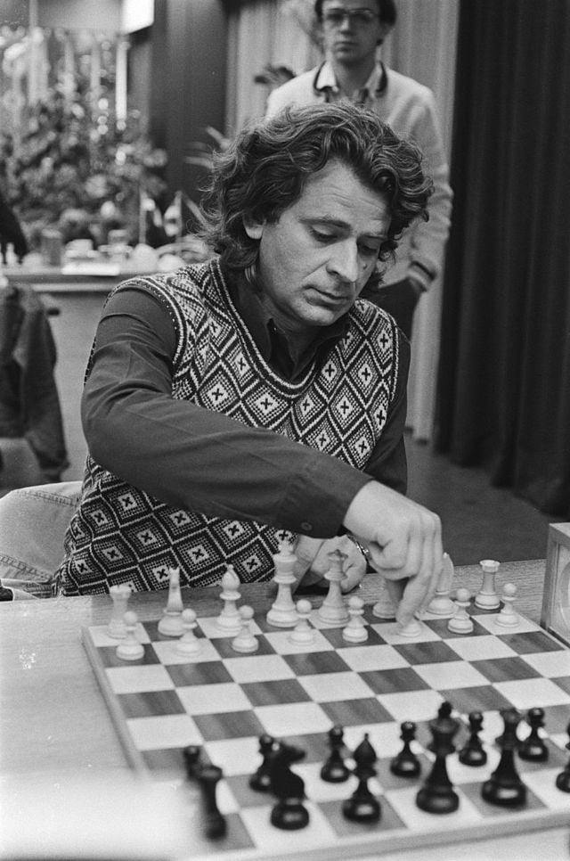Boris Spassky en 1978