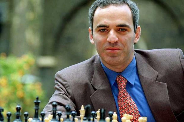 Garry Kasparov Champion du Monde