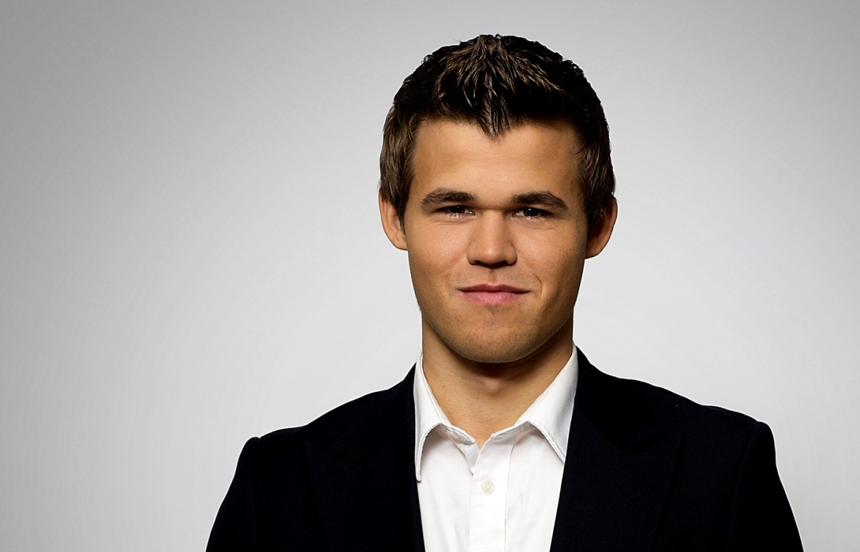 Magnus Carlsen Champion du Monde d'échecs