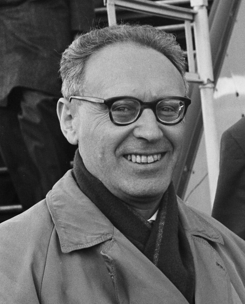 Mikhail Botvinnik en 1962