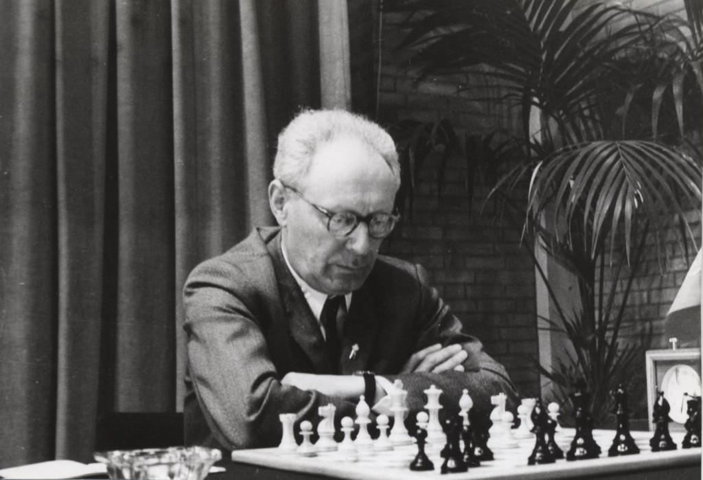 Mikhail Botvinnik en 1970