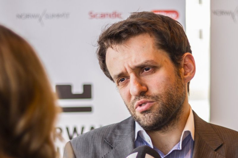 Norway Chess 2016 Ronde 8 Levon Aronian bat Magnus Carlsen