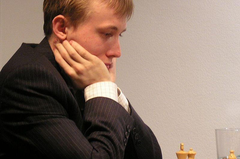 Ruslan Ponomariov Champion du Monde d'échecs