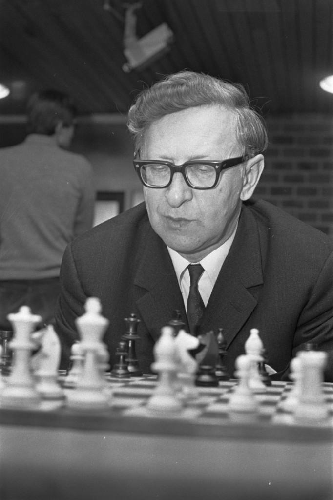 Vassily Smyslov en 1972