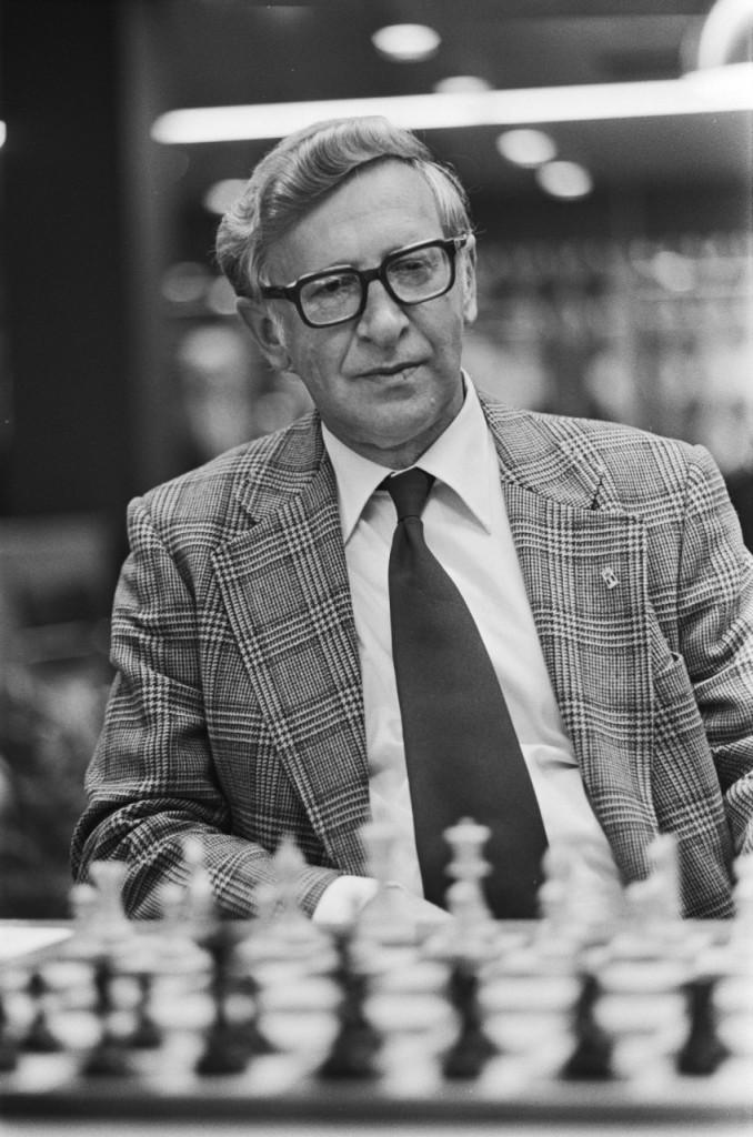 Vassily Smyslov en 1977