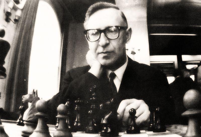Vassily Smyslov Champion du Monde d'échecs