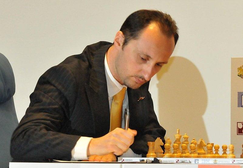 Veselin Topalov Champion du Monde d'échecs