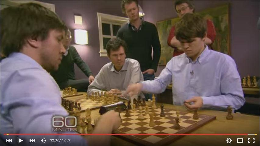 Vidéos sur le jeu d'échecs sur Capakaspa