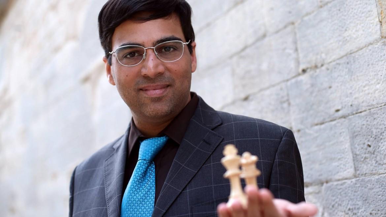 Viswanathan Anand Champion du monde d'échecs