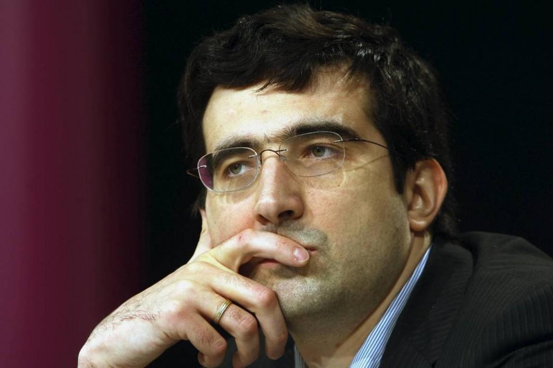 Vladimir Kramnik Champion du Monde d'échecs