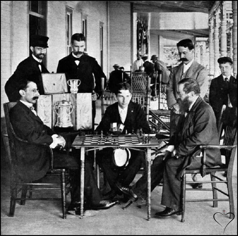 Wilhelm Steinitz en 1897