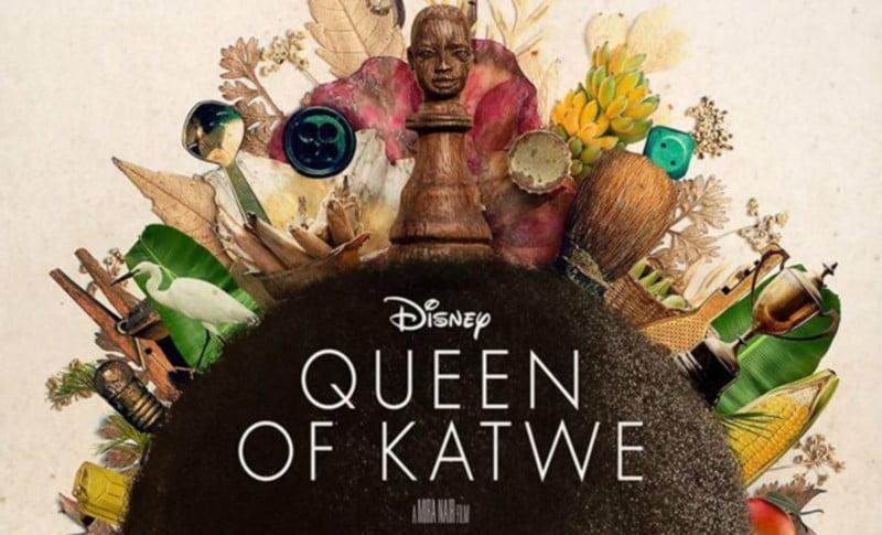 Queen of Katwe Film sur les échecs Disney avec Lupita Nyong'o