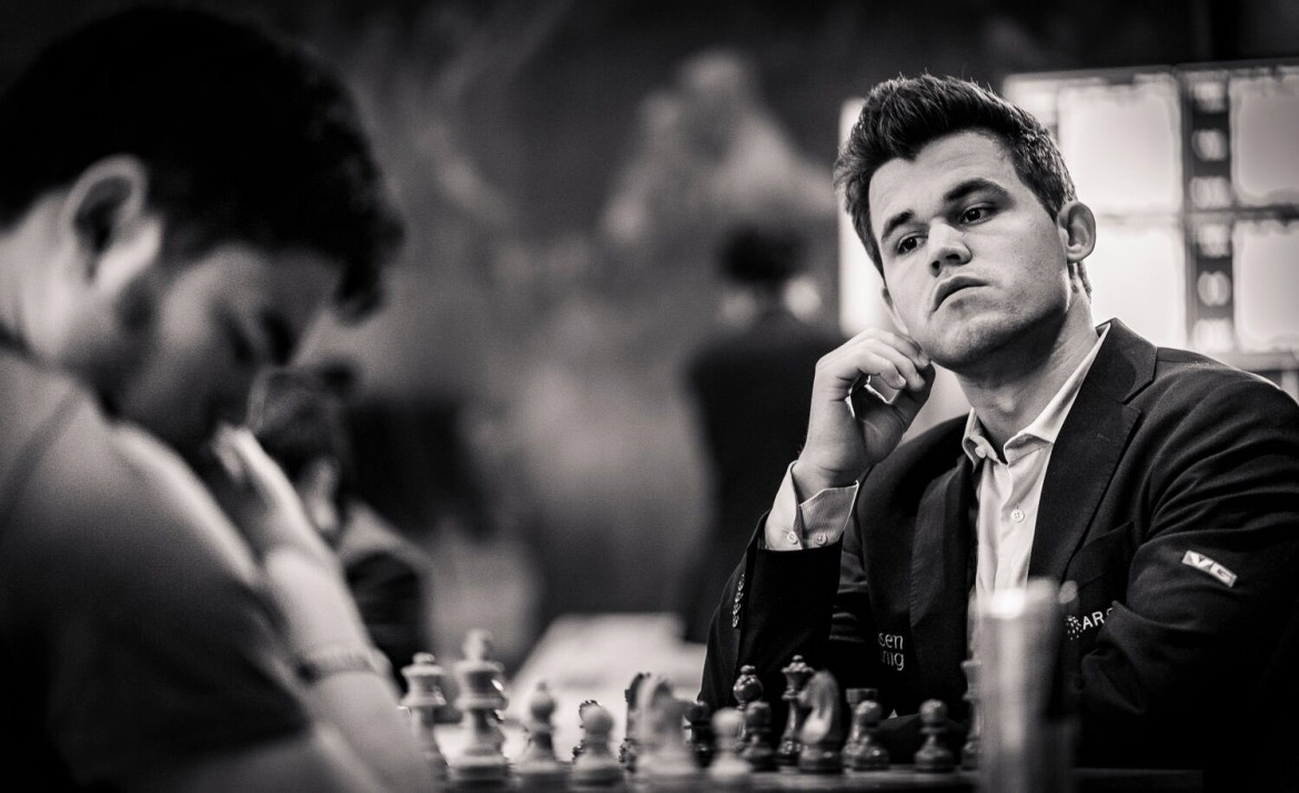 Magnus Carlsen Your Next Move Grand Chess Tour parties rapides