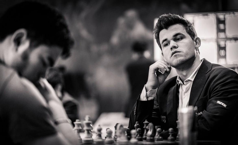 Magnus Carlsen Your Next Move Grand Chess Tour parties rapides