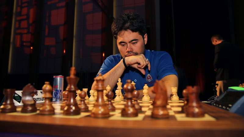 Paris Grand Chess Tour 2016 Hikaru Nakamura