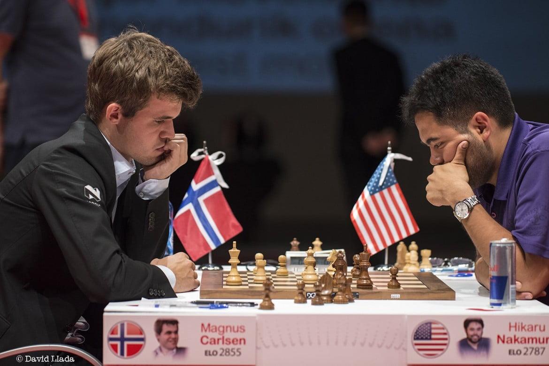 Bilbao Chess Masters 2016 Magnus Carlsen battu par Hikaru Nakamura