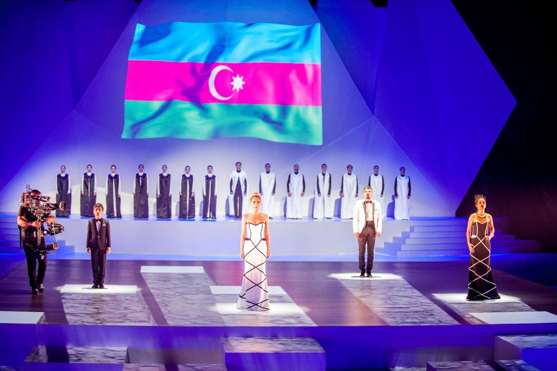 Olympiade d'échecs 2016 Cérémonie d'ouverture