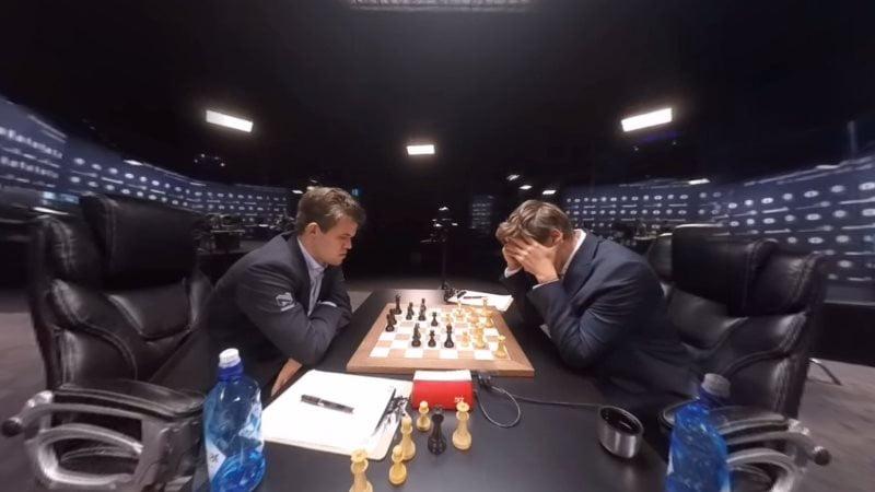 Carlsen Karjakin 2016 Partie 2