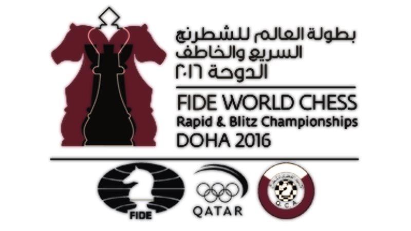 Championnat du Monde d'échecs Rapide Blitz 2016