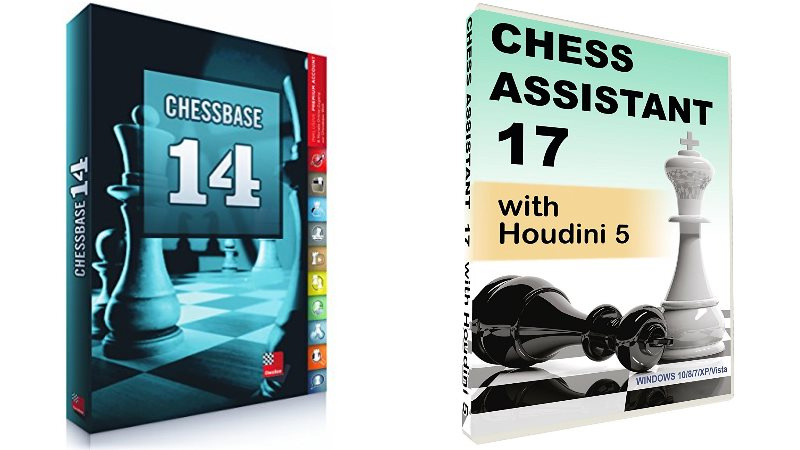 Chessbase 14 - Chess Assistant 17
