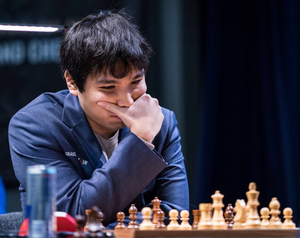 London Chess Classic 2016 ronde 1 Wesley So