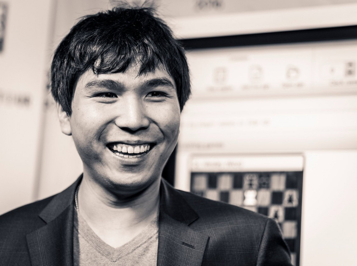 London Chess Classic 2016 Ronde 2 Wesley So