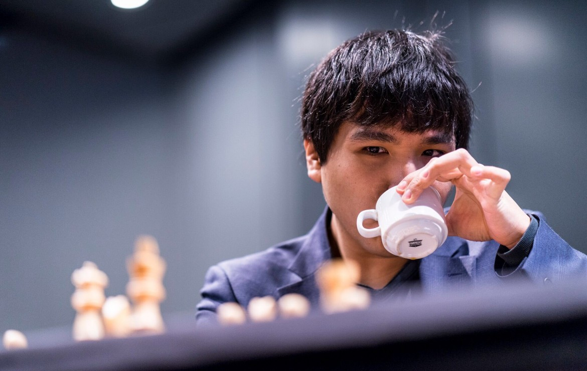 London Chess Classic 2016 ronde 6 Wesley So
