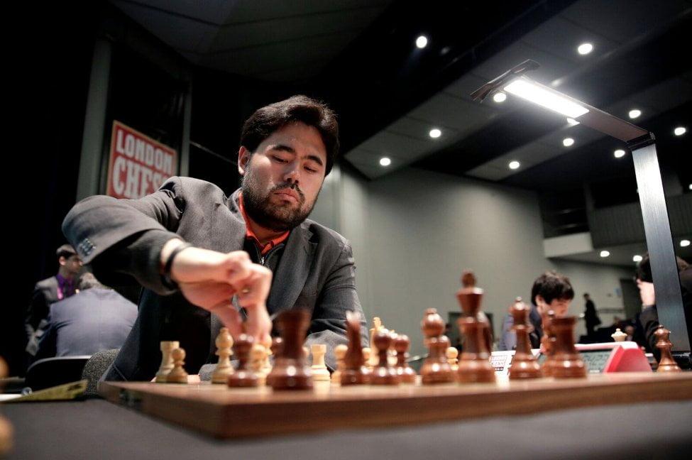 London Chess Classic 2016 ronde 7 Hikaru Nakamura