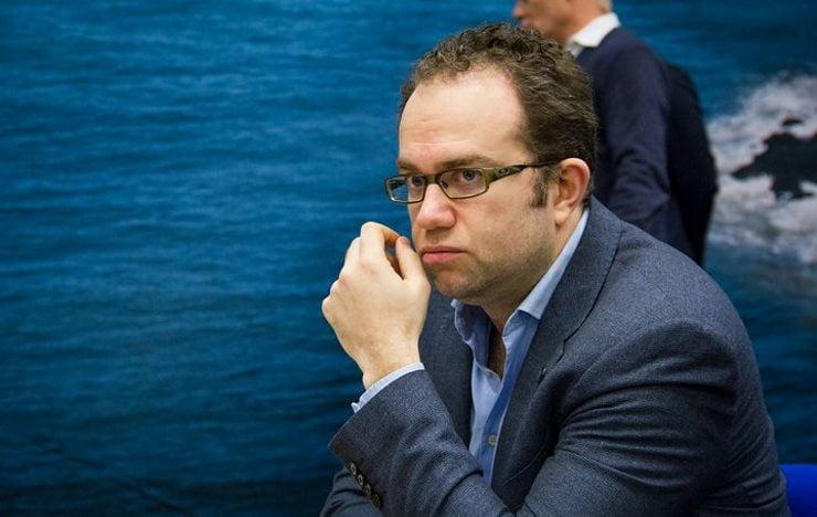 Tata Steel Chess Masters 2017 ronde 2 Pavel Eljanov