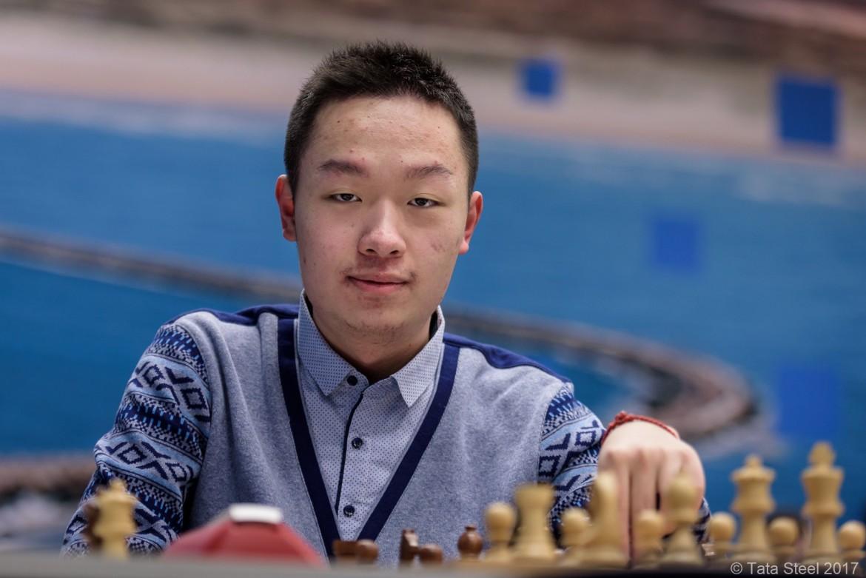 Tata Steel Chess Masters 2017 ronde 4 Yi Wei