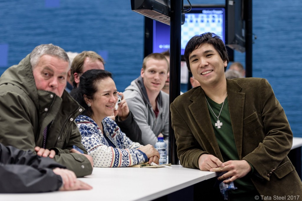 Tata Steel Chess Masters 2017 ronde 4 Wesley So