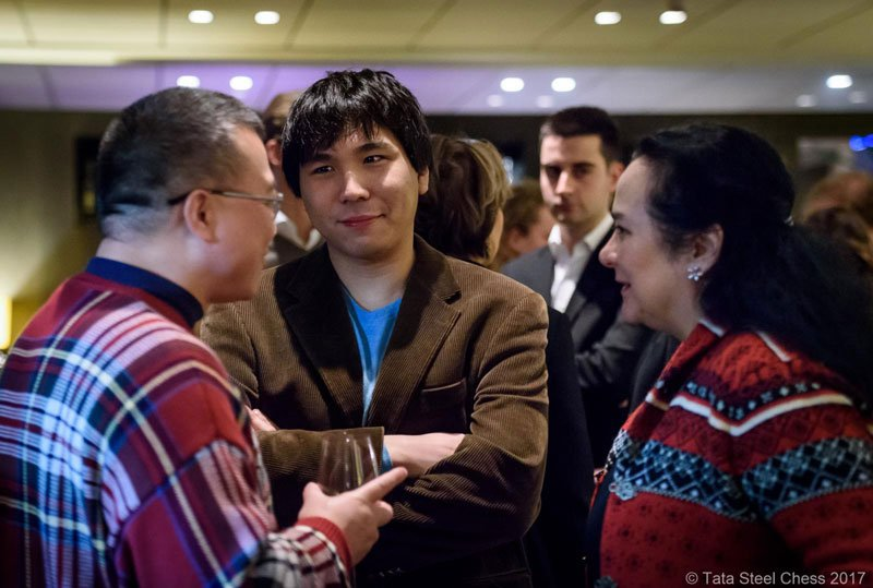 Tata Steel Chess Masters 2017 ronde 5 Wesley So
