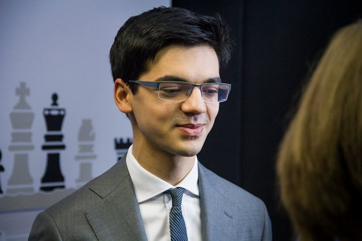 Tata Steel Chess Masters 2017 ronde 6 Anish Giri