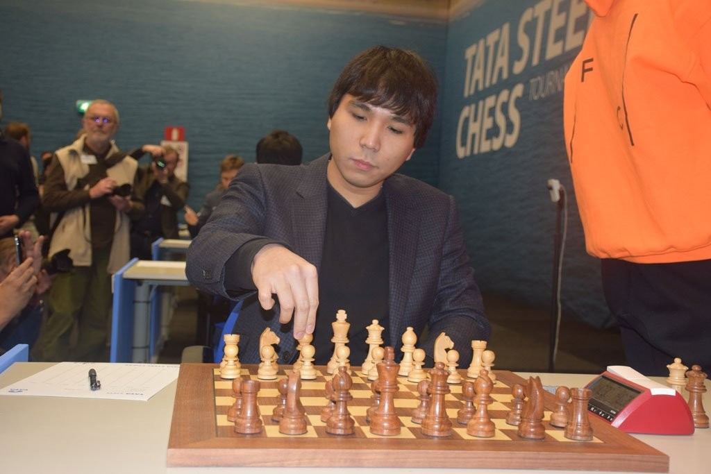Tata Steel Chess Masters 2017 ronde 7 Wesley So