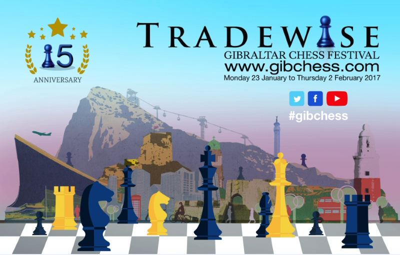 Tradewise Gibraltar Chess Masters 2017