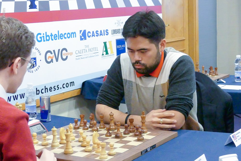 Hikaru Nakamura remporte Tradewise Gibraltar Chess Masters 2017