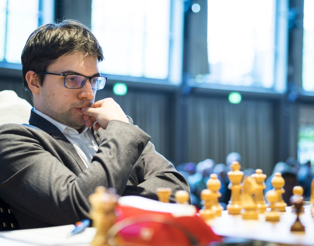Grenke Chess Classic 2017 Ronde 1 Maxime Vachier-Lagrave