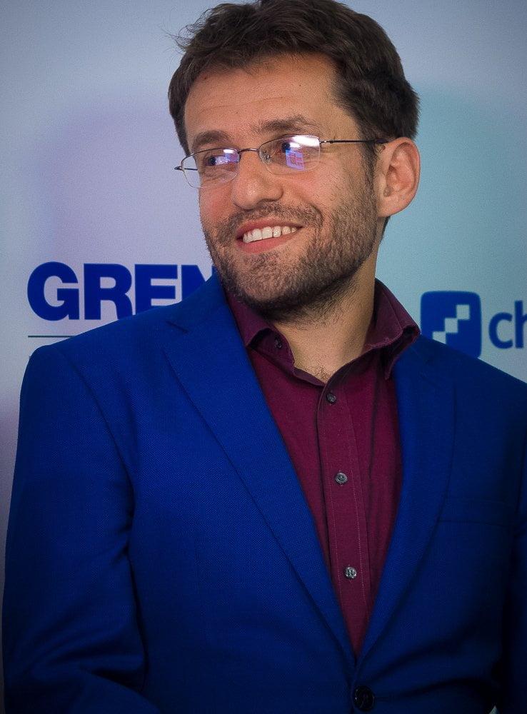 Grenke Chess- Classic 2017 Ronde 3 Levon Aronian
