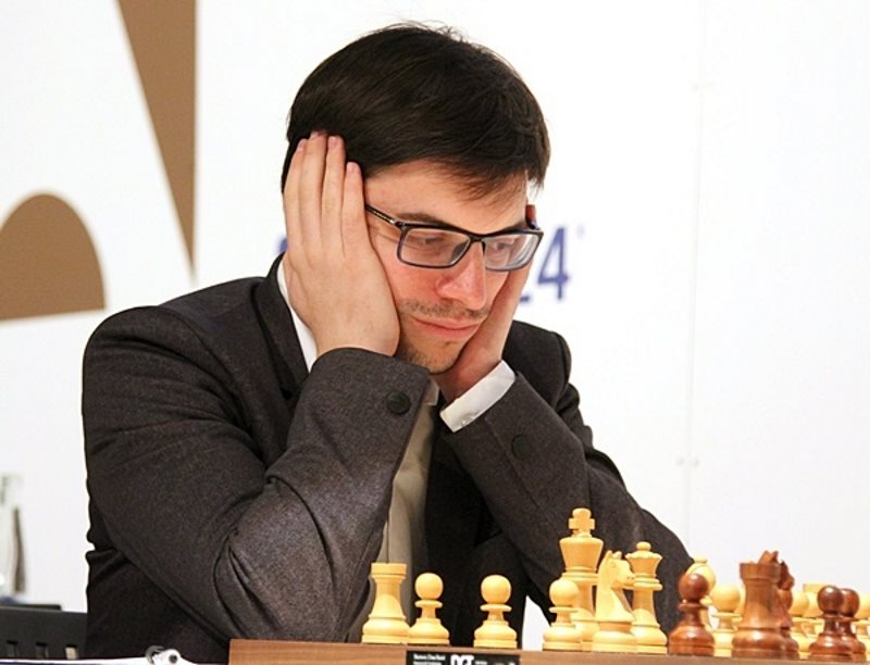 Grenke Chess Classic 2017 ronde 4 Maxime Vachier-Lagrave
