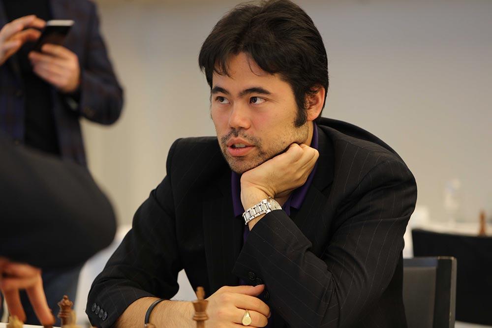 Kortchnoi Zurich Chess Challenge 2017 Hikaru Nakamura