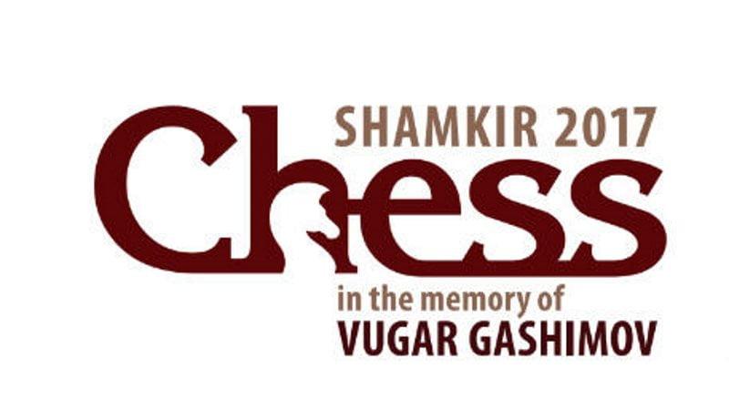 Shamkir Chess 2017 logo