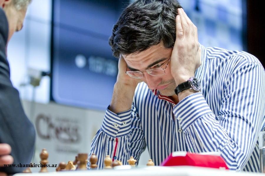 Shamkir Chess 2017 ronde 8 Vladimir Kramnik