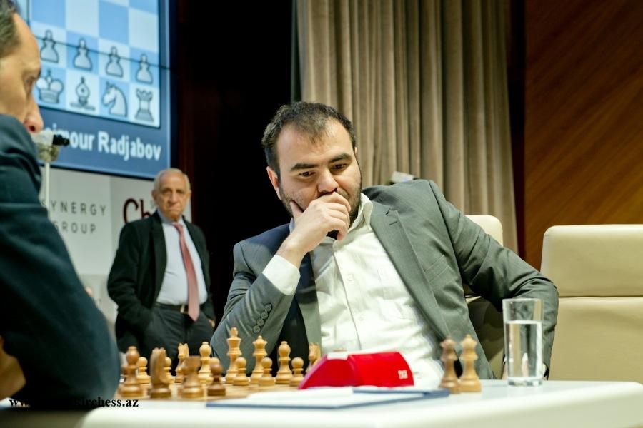 Shamkir Chess 2017 ronde 9 Shakhriyar Mamedyarov et Veselin Topalov