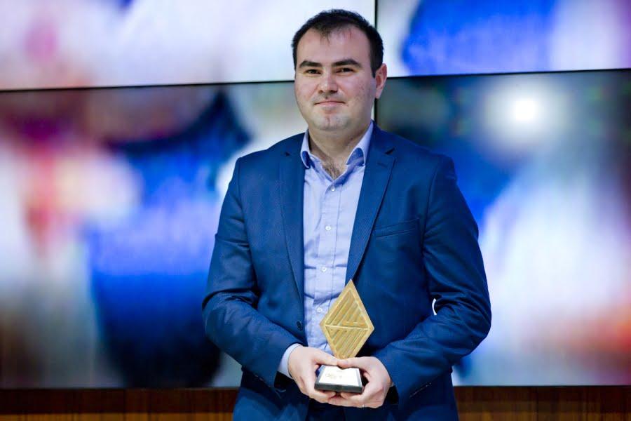 Shamkir Chess 2017 Shakhriyar Mamedyarov Cérémonie de clôture