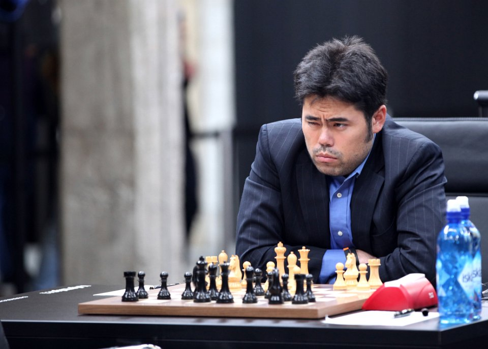 Grand Prix FIDE 2017 Moscou ronde 2 Hikaru Nakamura
