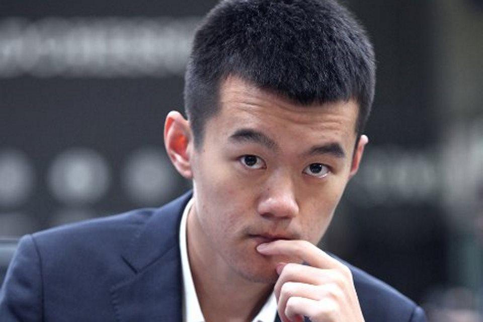 Grand- Prix FIDE 2017 Moscou ronde 2 Liren Ding
