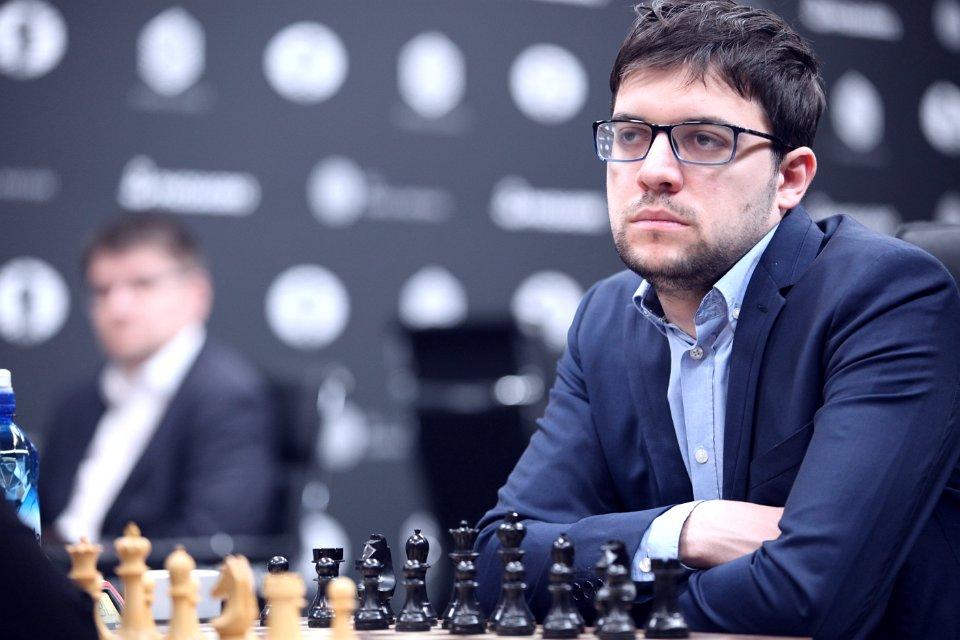 Grand Prix FIDE 2017 Moscou ronde 2 Maxime Vachier-Lagrave