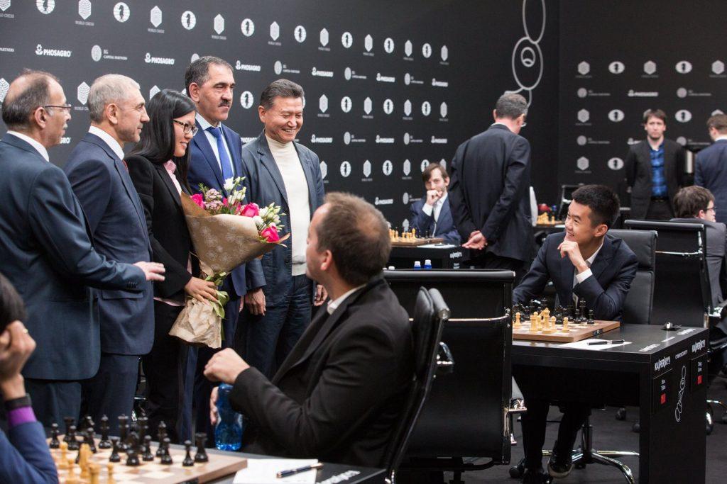 Grand Prix FIDE 201 Moscou ronde 3